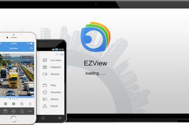 EZView  نرم افزار مدیریت تصاویر دوبین مداربسته Uniview